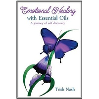 Book, Emotional Healing with Essential Oils (A journey of self discovery)