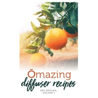 Book, O'Mazing Diffuser Recipes