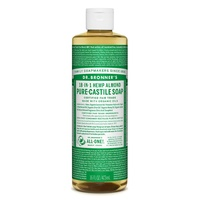 Dr. Bronner's Pure-Castile Liquid Soap - Almond, 473ml
