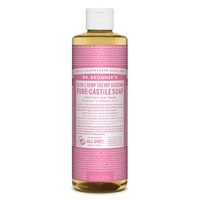 Dr. Bronner's Pure-Castile Liquid Soap - Cherry Blossom, 473ml
