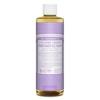 Dr. Bronner's Pure-Castile Liquid Soap - Lavender, 473ml