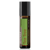 TEA TREE TOUCH, 10ml ROLLER, doTERRA ESSENTIAL OIL, SINGLE OIL