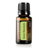 GREEN MANDARIN, 15ml, doTERRA ESSENTIAL OIL, SINGLE OIL