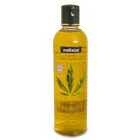 Melrose Organic Hemp Massage Oil - 300ml
