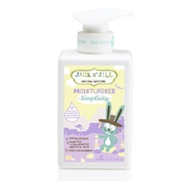 Jack N' Jill Moisturiser, Simplicity, Natural Bath Time, 300ml