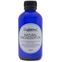 Natural Magnesium Oil, 240ml