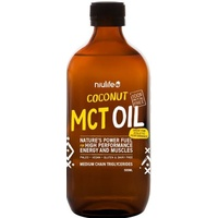 Niulife Coconut MCT Oil - 500ml