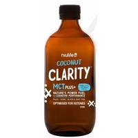 Niulife Coconut Clarity MCT Plus Oil - 500ml