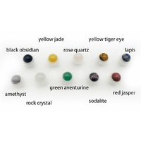 Gemstone Roller Bottle Insert For Thick Glass 5ml and 10ml Roller Bottles
