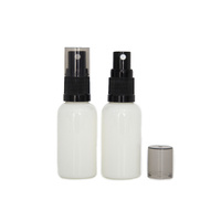 Bottle, Spray, Gloss White, 30ml, Black Plastic Top