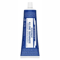 Dr. Bronner's All-One Toothpaste, Peppermint, 140g