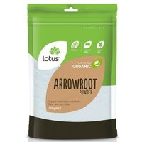 Arrowroot Power, Organic, 250g, Lotus