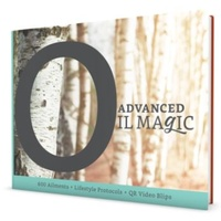 Book, ADVANCED Oil Magic