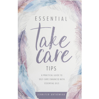 Essential Take Care Tips Book, Jennifer Antkowiak