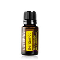 BERGAMOT, 15ml, doTERRA ESSENTIAL OIL, SINGLE OIL