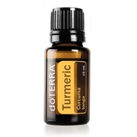 TURMERIC, 15ml, doTERRA ESSENTIAL OIL, SINGLE OIL