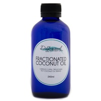 240ml - Fractionated Coconut Oil - FCO